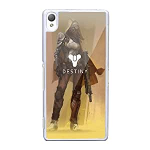 Sony Xperia Z3 Cell Phone Case White Destiny Hunter ST1YL6735512