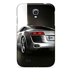Samsung Galaxy S4 MTX10416XKIB Support Personal Customs Nice Audi R8 Pictures Scratch Protection Hard Phone Case -LauraAdamicska