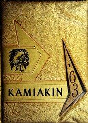 (Reprint) Yearbook: 1963 East Valley High School - Kamiakin Yearbook (Yakima, WA) (Yakima Wa Stores)