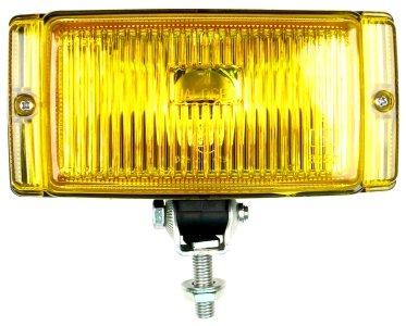 Bosch 0305406002 Pilot 150 Yellow Lens Fog Light