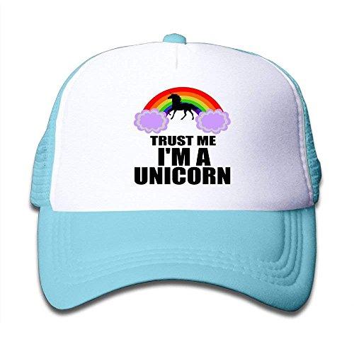 Unicorn Snapback An Mesh Girl Boys jinhua19 Me Hat Caps béisbol Trust Gorras Baseball I'm CwxPZRnqH