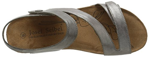 Josef Seibel Women's Tonga 25 dress Sandal, Cristal, 41 EU/10-10.5 M US by Josef Seibel (Image #8)'
