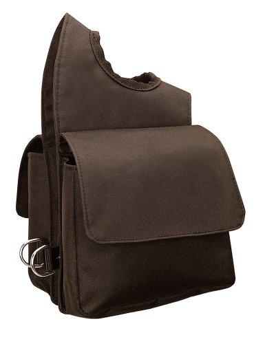 Weaver Leather Nylon Pommel Bag