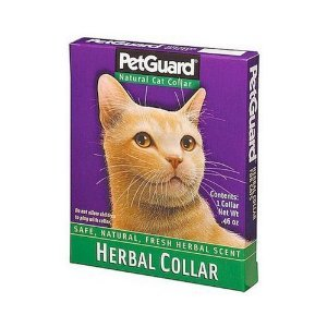 PETGUARD HERBAL COLLAR FOR CATS, .46 OZ