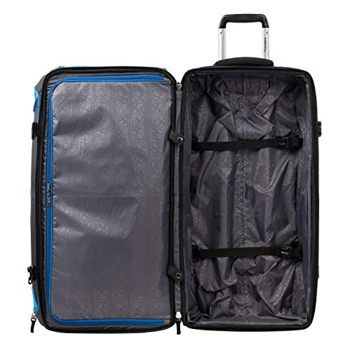 Travelpro Bold 30' Rolling Duffle Bag With Drop Bottom Luggage