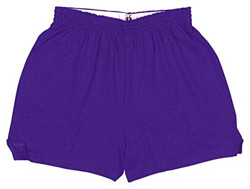 Badger Girls Short 2202, Medium, Purple