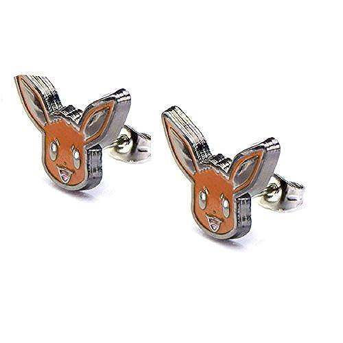 cheap Pokemon Character Stud Earrings