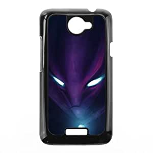 HTC One X Cell Phone Case Black Defense Of The Ancients Dota 2 SPECTRE Kbbes