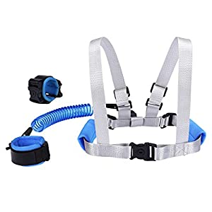 Blisstime Baby Safety Walking Harness Design with Lock,...
