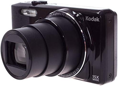 Kodak PixPro Friendly Zoom FZ151 Digital Camera 16MP 15x Optical6x Digital Zoom 3 LCD Display HD