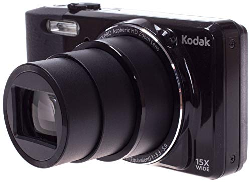 Kodak PixPro Friendly Zoom FZ151 Digital Camera 16MP 15x Optical6x Digital Zoom 3 LCD Display HD