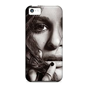 5c Scratch-proof Protection Case Cover For Iphone/ Hot Lea Michele America Actress Singer Phone Case