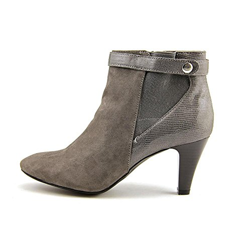 Ankle Boots Toe Womens Closed Scott Marra Grey Platform Karen nwxqPXS0B