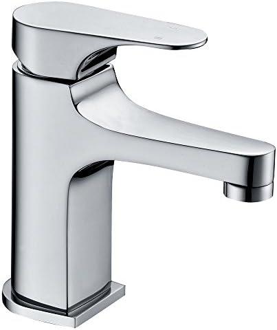Dawn AB52 1662C Single-Lever Lavatory Faucet, Chrome