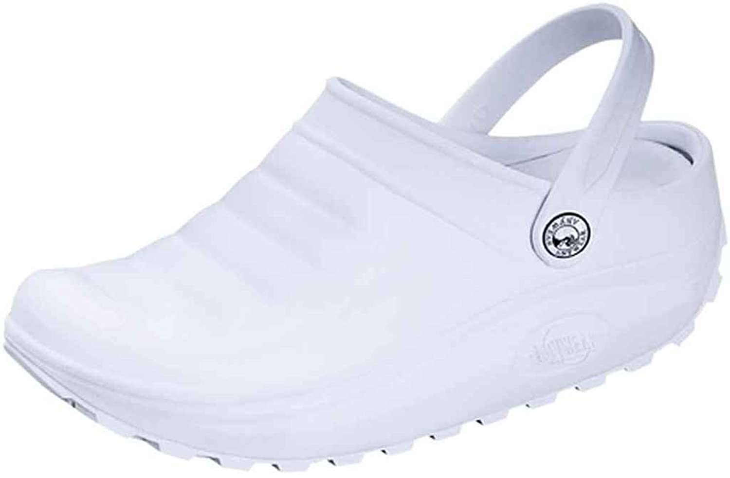 Anywear Injected Point High Lobe Clog - Women's Size 5 M US White