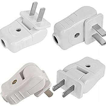 Phenomenal Light Duty Straight Blade Residential Polarized Plug 2 Wire Plug Wiring Cloud Hisonuggs Outletorg