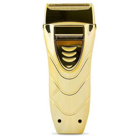 PACINOS Cordless Gold Electric Shaver CL-48986 by Pacinos