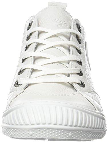 Pataugas Rock/N - Botas Mujer Blanc (Blanc)