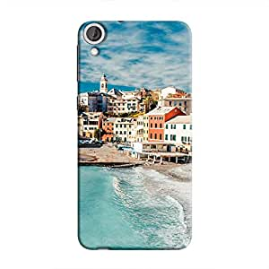 Cover It Up - Beach Town Desire 820 Hard Case