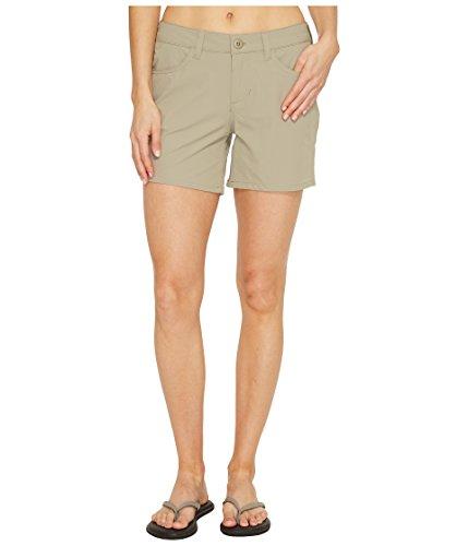 傾向がある権限スキッパー[マウンテンカーキ] Mountain Khakis レディース Cruiser II Shorts Classic Fit パンツ Truffle 10 [並行輸入品]