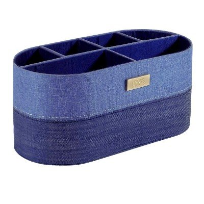 SOHO Countertop Organizer Small Chambray Blue by Soho