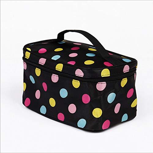 Ktyssp Cosmetic Bag Fashion Travel Portable Storage Wash Bag -