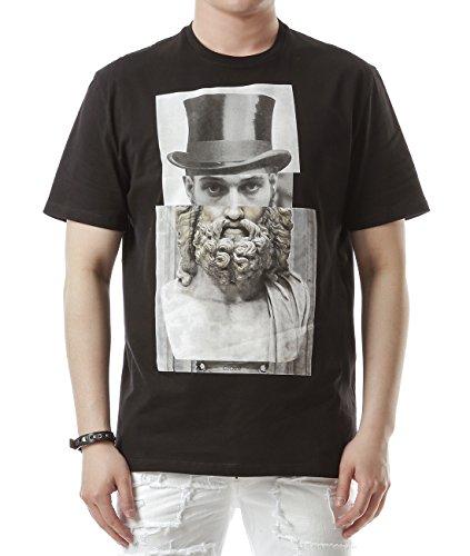 wiberlux-neil-barrett-mens-bearded-top-hat-hybrid-print-t-shirt-l-black