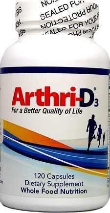 Arthri-D3 Dietary Supplement mixte 1 Bouteille - Vu à la télé