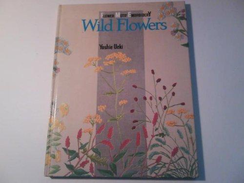 Flower motif embroidery: Wild flowers