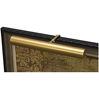9 House of Troy C9-1 Contemporary Smooth Picture Light Gold