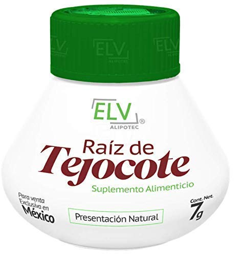 Alipotec Raiz de Tejocote Root Original Weight Loss Supplement from ELV, with Eau Kalin Alkaline Water Drops Combination 2 Pack by ELV alipotec (Image #3)