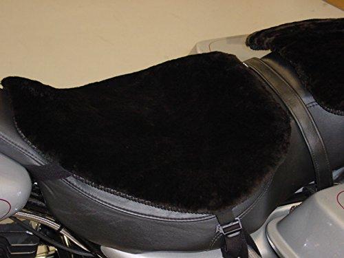 Pro Pad Sheepskin SuprCruzr Gel Motorcyle Seat Pad