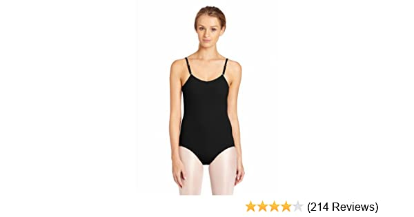 78df05337 Capezio Camisole Leotard w  Adjustable Straps at Amazon Women s ...