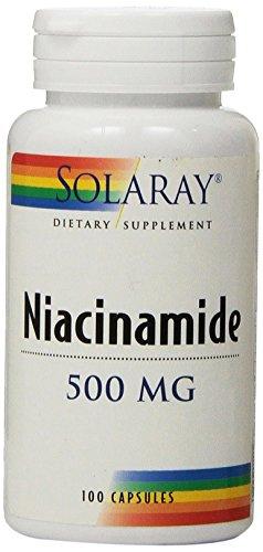 Niacinamide 500 Mg - 8