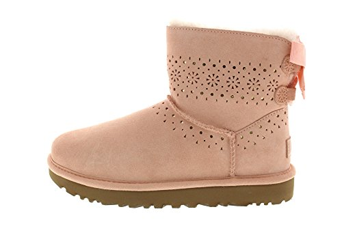 Sunshine Dae Bottes Perf Tropical Orange Peach Ugg aq71w7