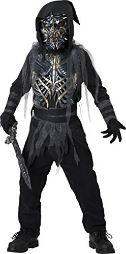 Death Costume Warrior (Death Warrior Child Costume -)