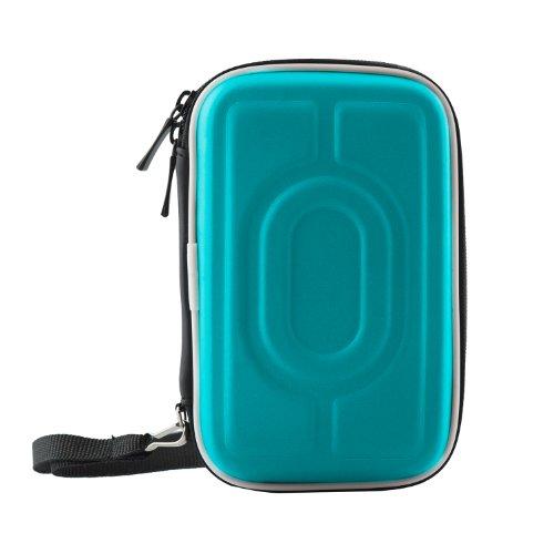 iProtect Tasche für externe Festplatte 3,5 Zoll Hülle in blau