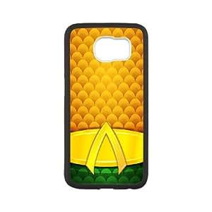 Aquaman Samsung Galaxy S6 Cell Phone Case Black yyfabd-372582