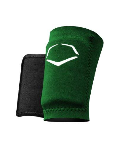 - EvoShield Protective Baseball Wrist Guard,Green,X-Large