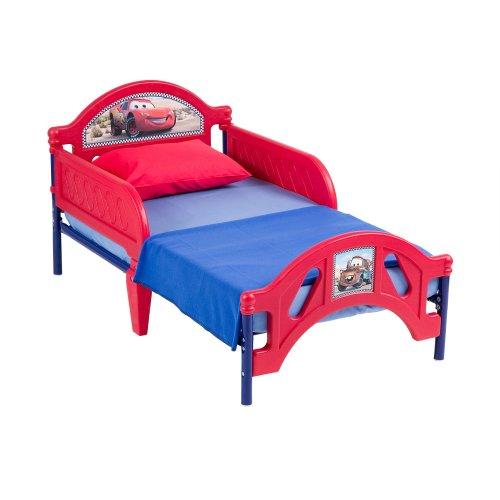 Delta Enterprise Cars Toddler Bed by Delta Children