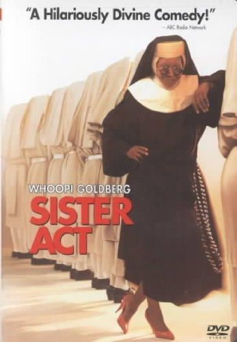 SISTER ACT (DVD/1.85 ANAMORPHIC/DD 5.1/FR-DUB) (Sister Act 1 And 2)