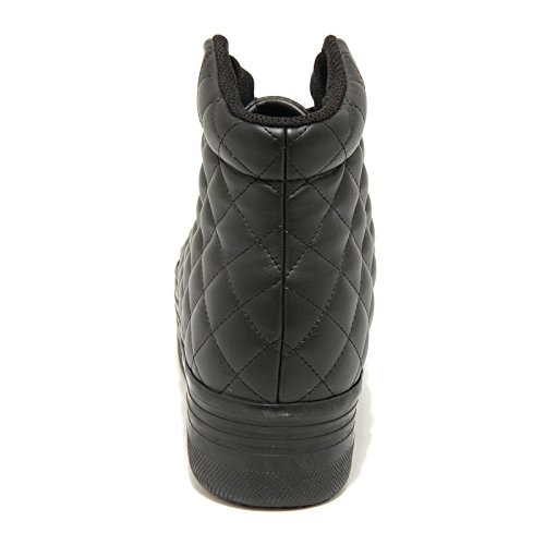 Jeffrey Nero Donna Campbell Zeppa Homg Scarpa Nera Sneaker 7656g Shoes Women xOHxwFBqp