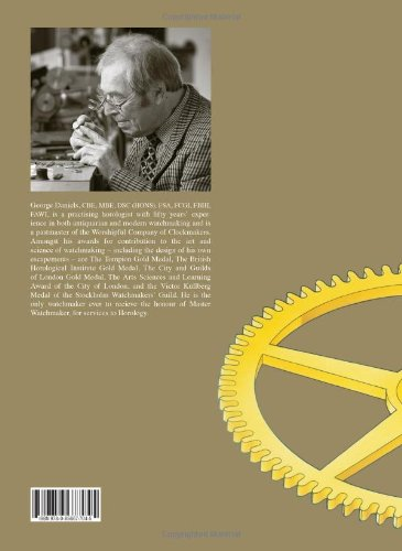 watchmaking by george daniels ebook