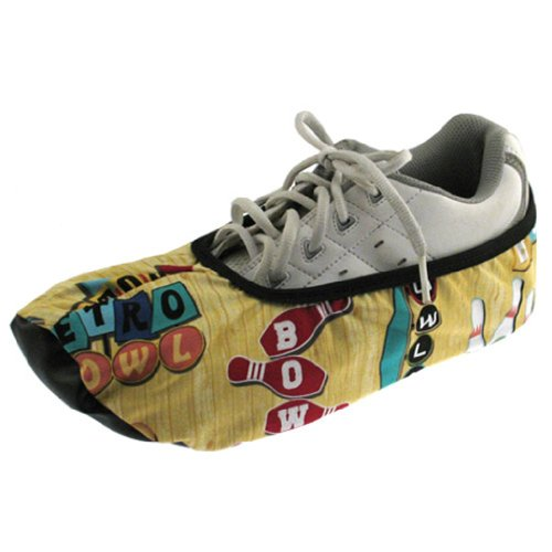 Ladies bowling pins fundas de zapato de master peque o - Fundas para zapatos ...