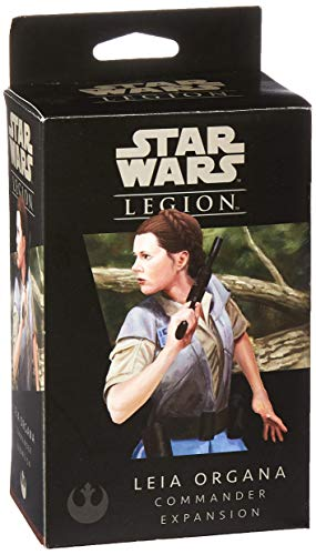 Star Wars: Legion - Leia Organa Commander Expansion]()