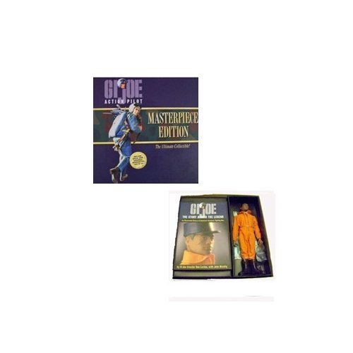 (G.I. Joe Action Pilot African American Masterpiece Edition with Book)