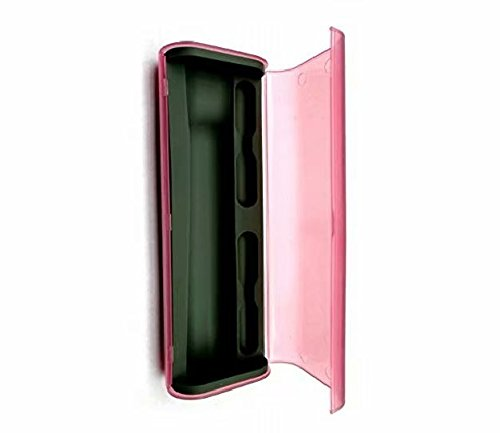 Brand New Replacement Plastic Travel Case compatible with Braun Oral-B Toothbrushes D12,DB4510,D16,D20,OC20,600,650,1000,2000,3000… (Pink) by XIAMI