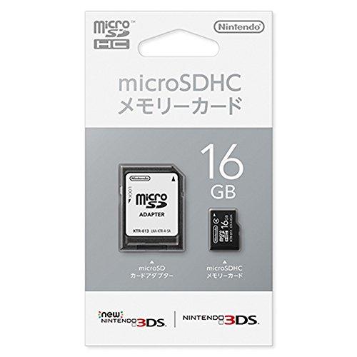 MicroSDHC memory card 16GB