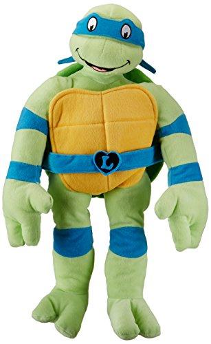 Teenage Mutant Ninja Turtles Retro Leonardo Plush PILLOW Stuffed New Nickelodeon
