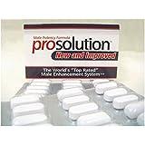 米国で人気の精力増大&サイズアップ・サプリ!ProSolution 60tabs 【海外直送品】